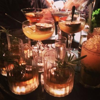 Buffalo Trace Bourbon's Pickle Jar event