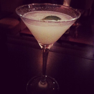 Benares' 'Mumbai Martini'