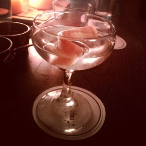 COLD's 'Distiller's Martini'