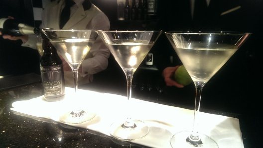 The Savoy's '5 o Clock Martini'