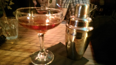 The Smoked Manhattan
