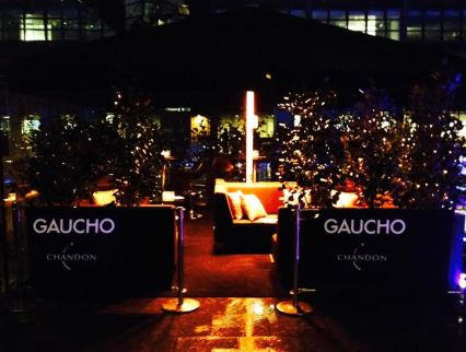 Gaucho Broadgate's Winter Terrace