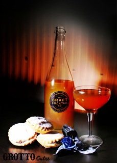 The Mince Pie Martini