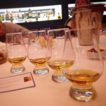Whisky Tasting London