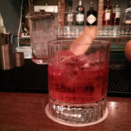 Dolls House Islington Negroni