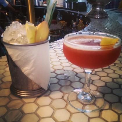 bourne and hollingsworth buildings cocktails