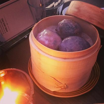 Fu Manchu cocktails dimsum