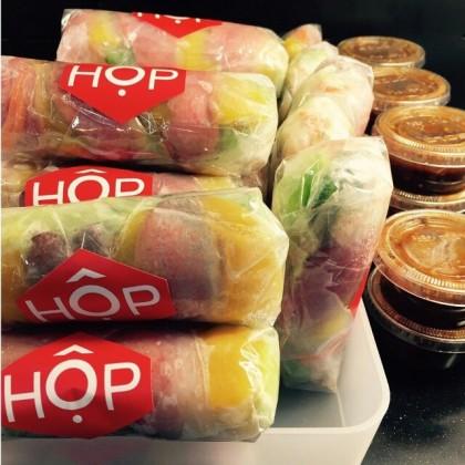 Hop Vietnamese London Broadgate Food