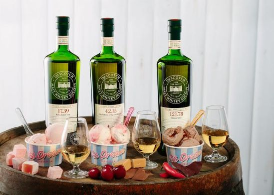 Whisky Ice Cream Summer SMWS