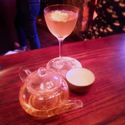 Opium Chinatown Afternoon Tea Week Den Dim Sum Cocktail