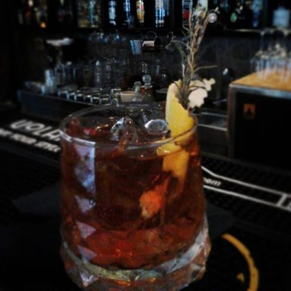 Palermo Sicily Travel Guide Whisky Cocktail