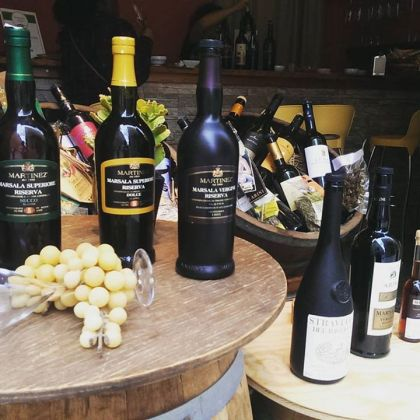 Marsala Wine Sicily Travel Guide