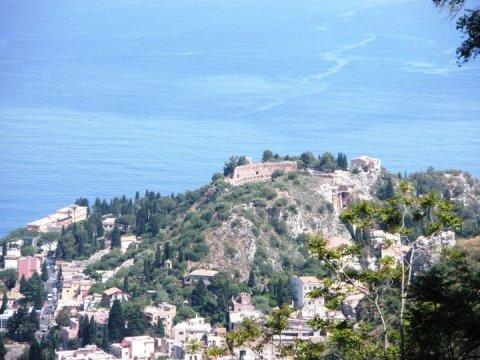 Castelmola Taormina Sicily Travel Guide
