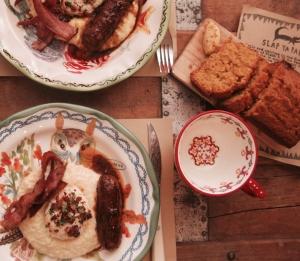 Bayou Banquet London Waterloo Brunch