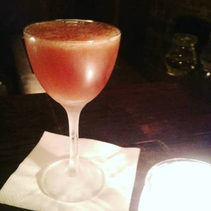 London Cocktail Week Original Sin