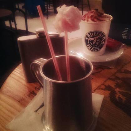 London Cocktail Week Buffalo Trace Bourbon