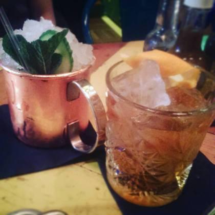 Barrio Central Soho Cocktail Bar London