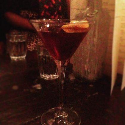 London Cocktail Week The Vault Milroy's Soho