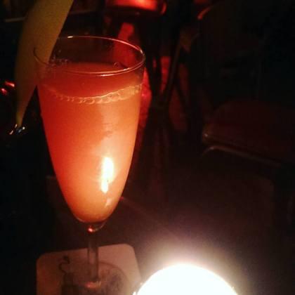 London Cocktail Week Ruby's