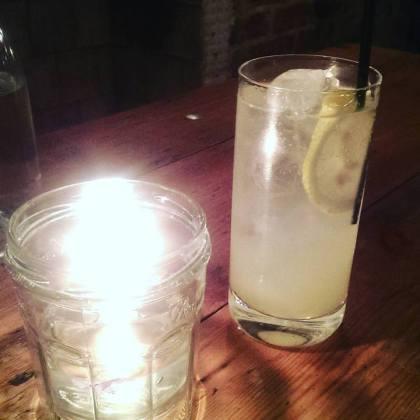 London Cocktail Week Mussel Men
