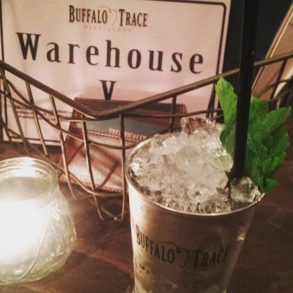Buffalo Trace Bourbon Empire London Cocktail Week