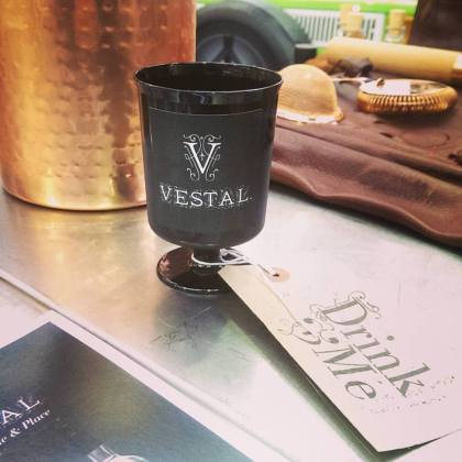 London Cocktail Week Vestal Vodka