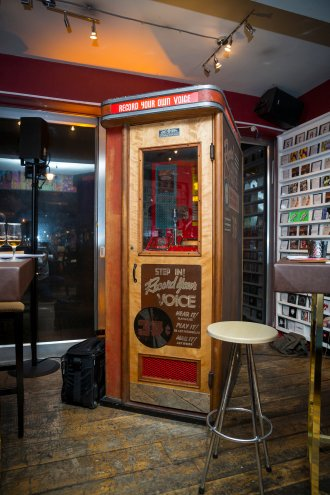 Aberlour Phonica Records Voiceograph Whisky Scotch