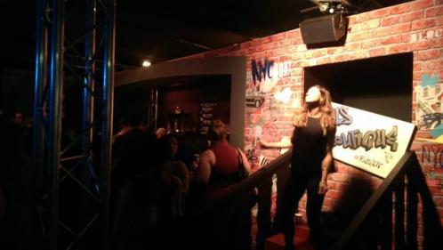 NYC 24 Hour Bar Build London Cocktail Week