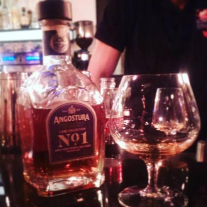 Heddon Street Angostura Rum Tasting