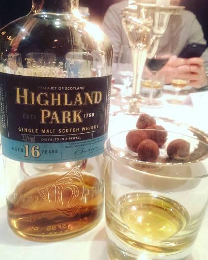 Highland Park Rules London Burns Night
