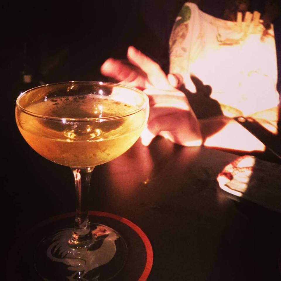 Cocktails in the city london 2016