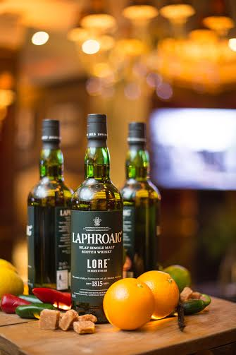 New Release Laphroaig Lore Islay Scotch Whisky
