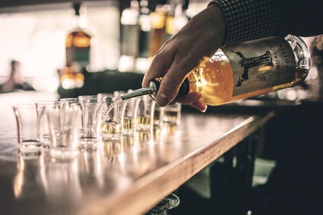Ireland Irish London Spirit of Sharing Stout Cocktails Whiskey Poitin