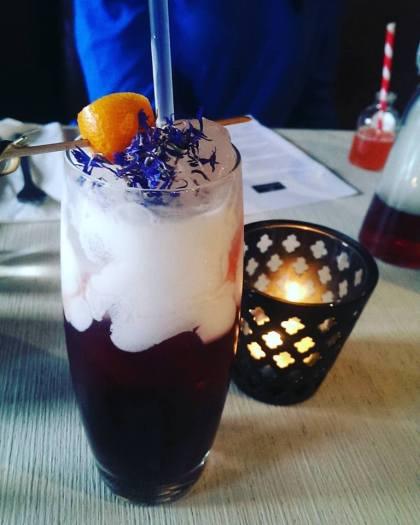 Farang London Thai pop up cocktails food restaurant