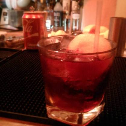 Red Gallery RediscoverRed Campari Negroni Bar Casita