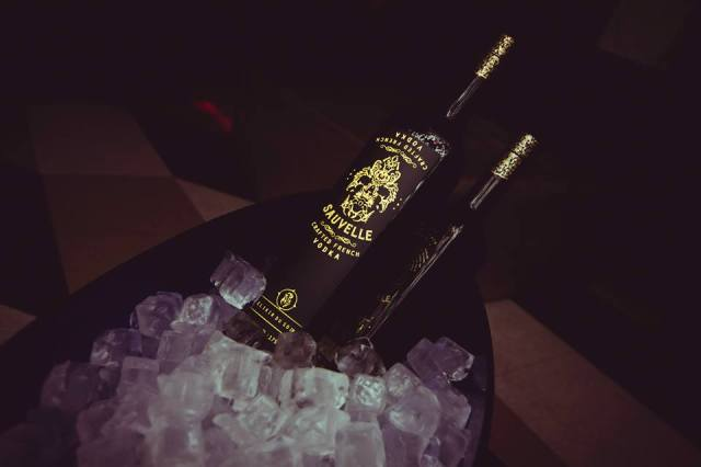 Sauvelle Vodka La Nuit Launch