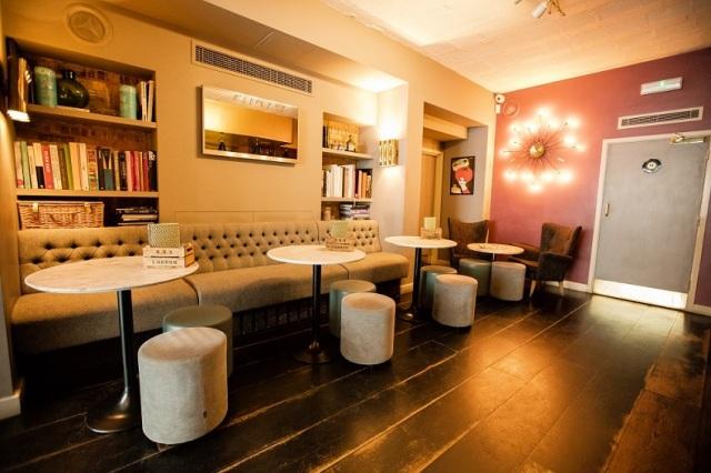 Bird of Smithfield London Cocktail bar