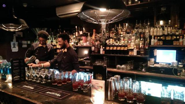 Amaro Angostura launch london cocktails