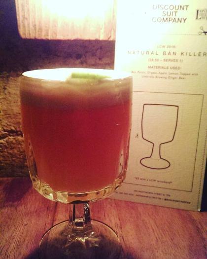 London Cocktail Week 2016