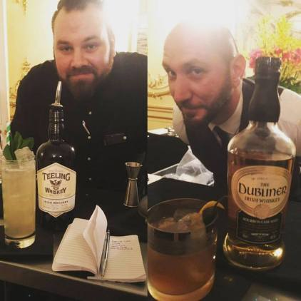Ireland Irish London Spirit of Sharing Stout Cocktails Whiskey Poitin