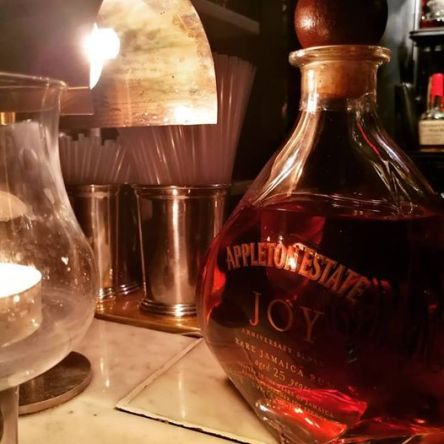 Highball Hoodoo Appleton Estate Rum Joy Launch Review