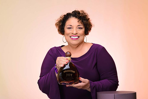 Appleton Estate Master Blender Joy Spence